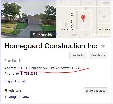 homeguard google