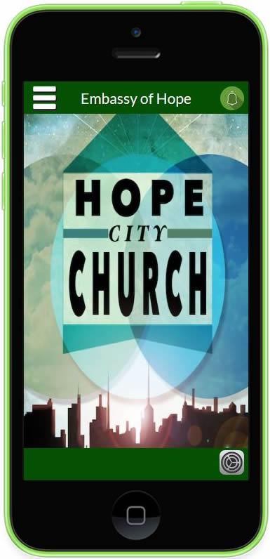 embassy of Hope App